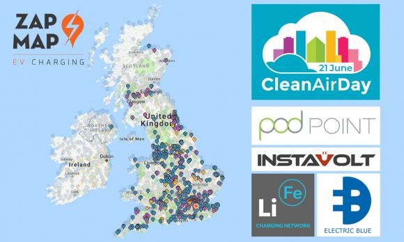 networks-offer-free-ev-charging-clean-air-day