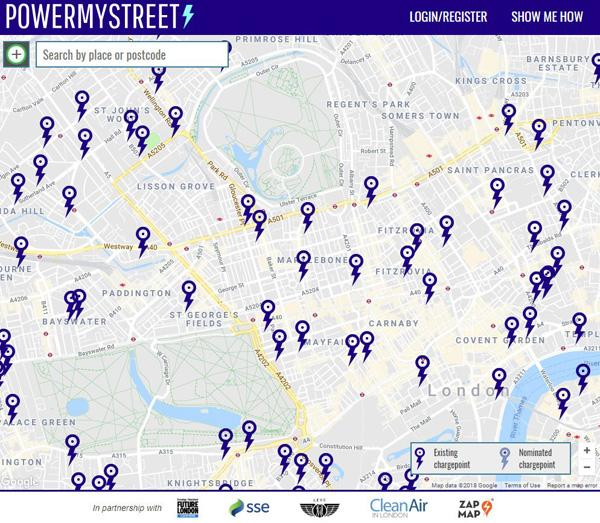 powermystreet tool launched