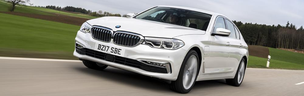 bmw 530e charging guide