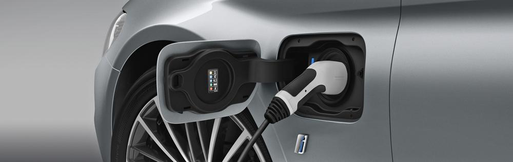 bmw 530e charging times
