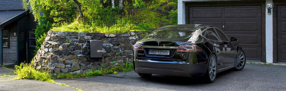 ev buying guide - charge point access