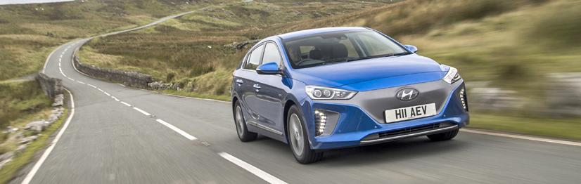 Hyundai Ioniq Electric Charging Guide