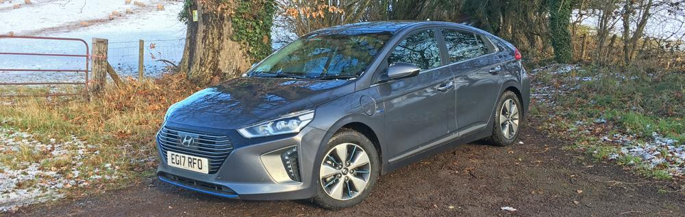 Hyundai Ioniq Plug In Charging Guide