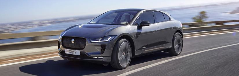 Jaguar I Pace Charging Guide