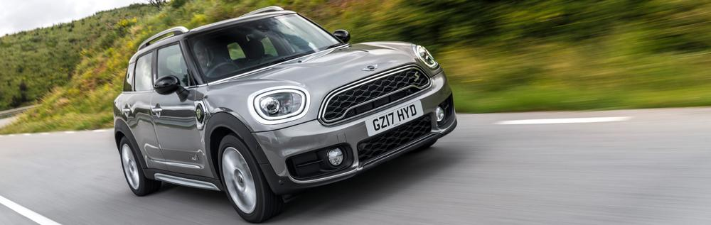 Mini Countryman Cooper S E Charging Guide