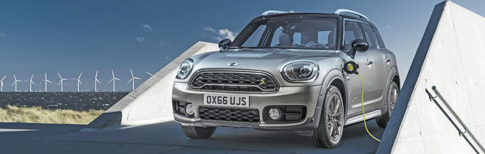 How Long Does It Take To Charge A Mini Countryman Cooper S E