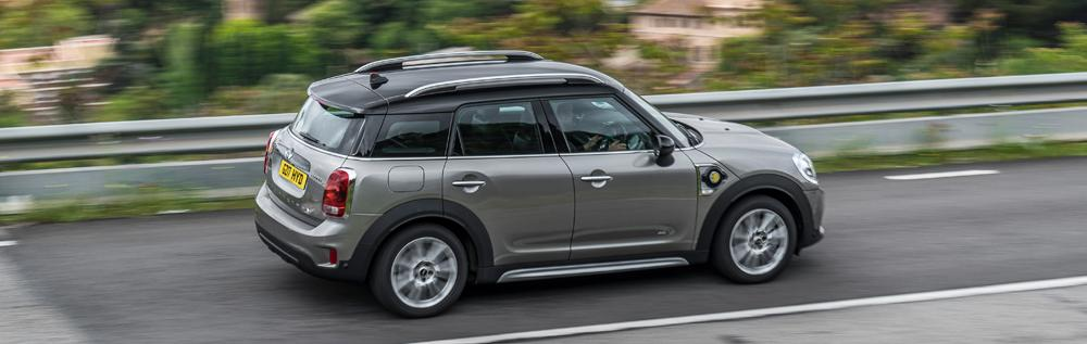 Mini Countryman Cooper SE Charging Guide - How to charge a
