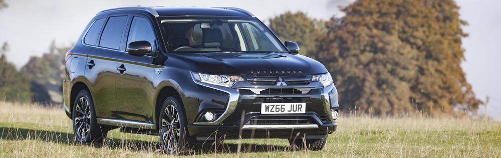 Mitsubishi Outlander PHEV Charging Guide - How to charge a