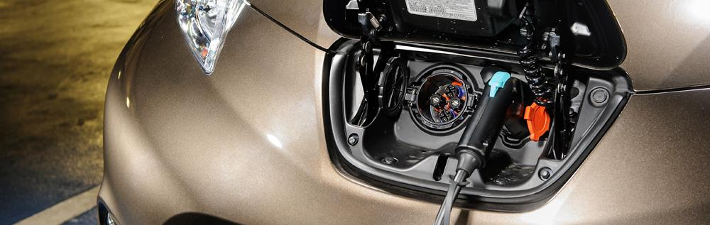 How To Charge A Nissan Leaf