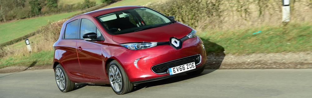 Renault Zoe Charging Guide - How to charge Renault Zoe