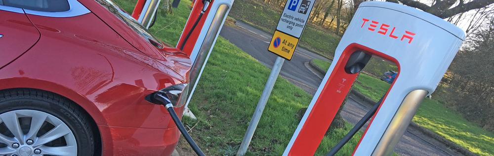 How Long Does It Take To Charge A Tesla Model S