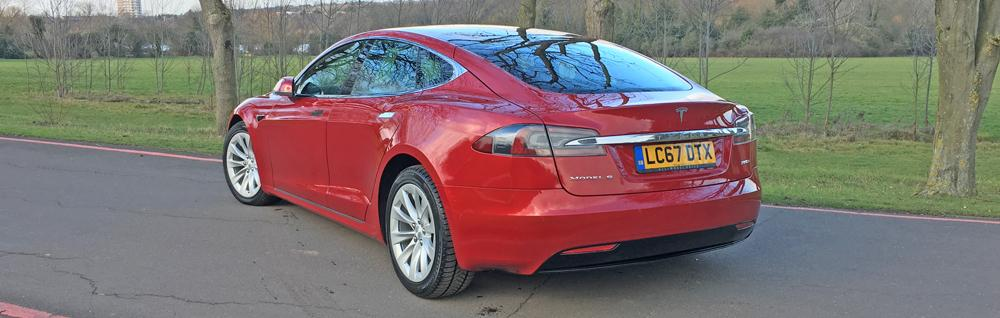 Tesla Model S Charging Guide - How to charge a Tesla Model S