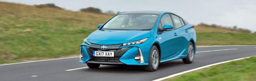 Toyota Prius Plug In Ev Charging Guide