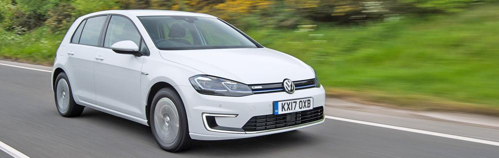 vw e-golf ev charging guide