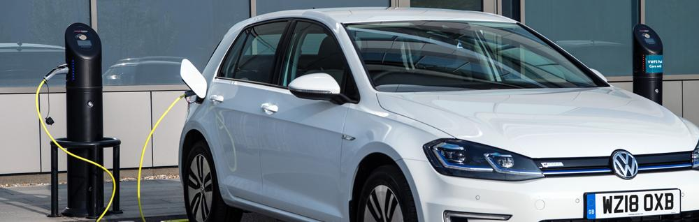 Charging A Vw E Golf On Public Networks