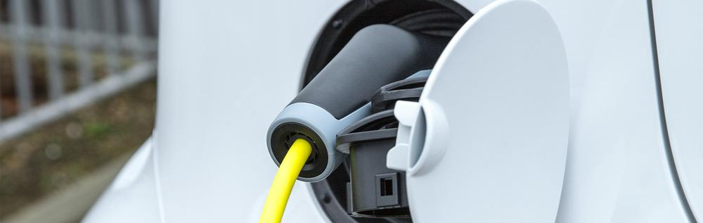 vw e-up! charging