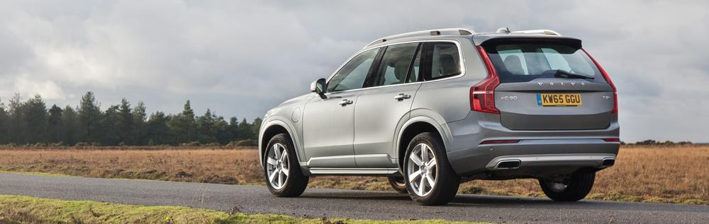 Volvo XC90 Charging Guide - How to charge a Volvo XC90
