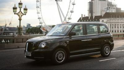 gett ride hailing app offers electric taxi service london