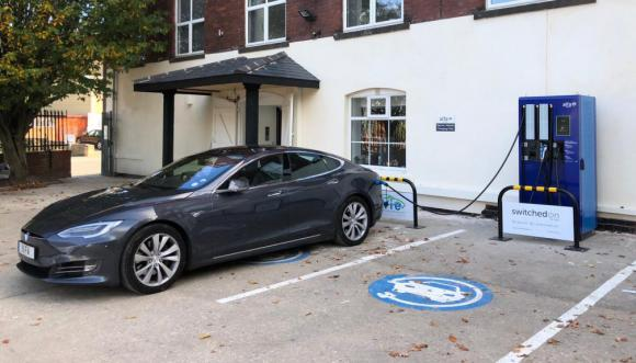 100 kw rapid charger launched by alfa power zap map