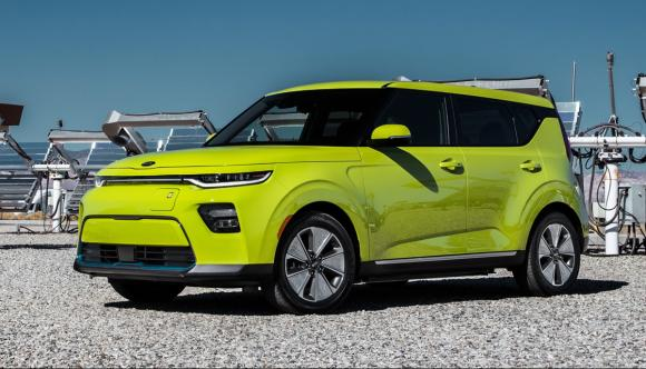 Kia Reveals New Soul Ev With 64 Kwh Battery