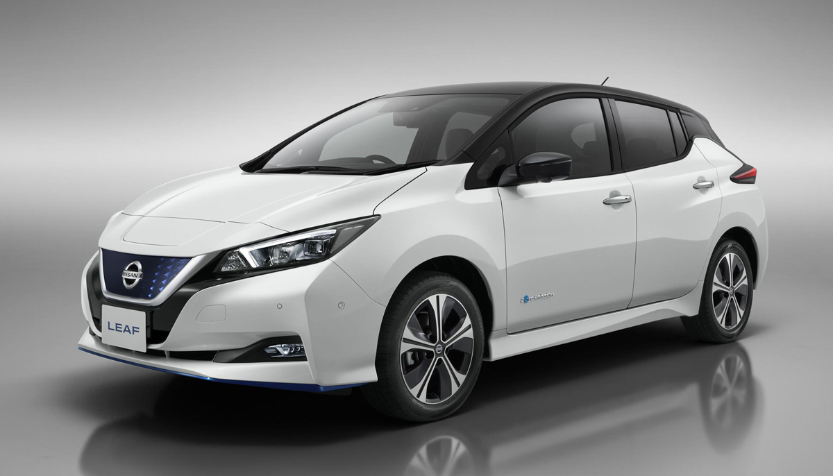 New 62 kWh Nissan Leaf 3.Zero e+ launched - Zap-Map