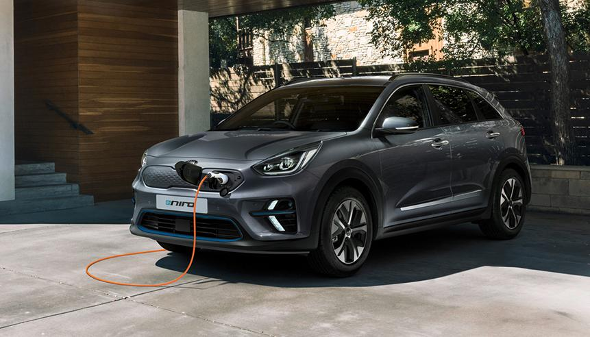 kia appoints pod point official home charge point provider