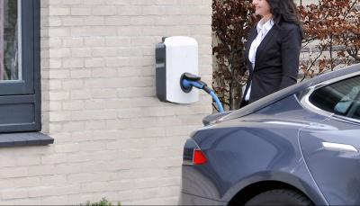 alfen launches eve home charge point