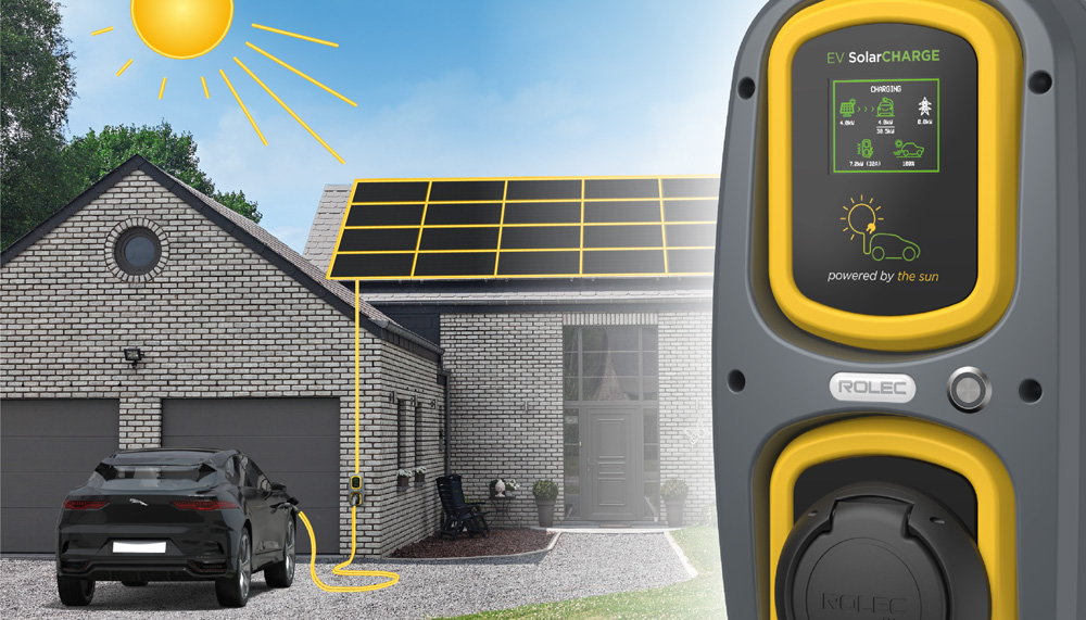 Rolec Rolls Out Solar Ev Charge Point Zap Map