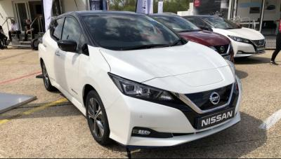 early drive nissan leaf 62 kwh