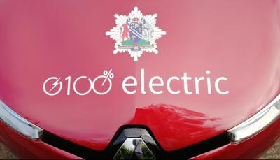 oxfordshire fire rescue service electric