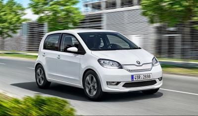 skoda citigoe iv ev launched