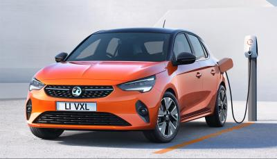vauxhall corsa ev revealed
