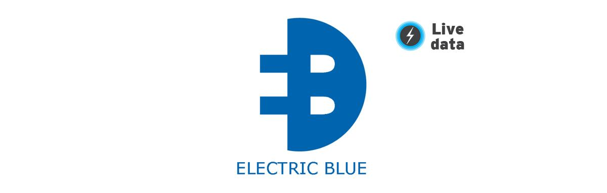 electric blue ev charging network guide
