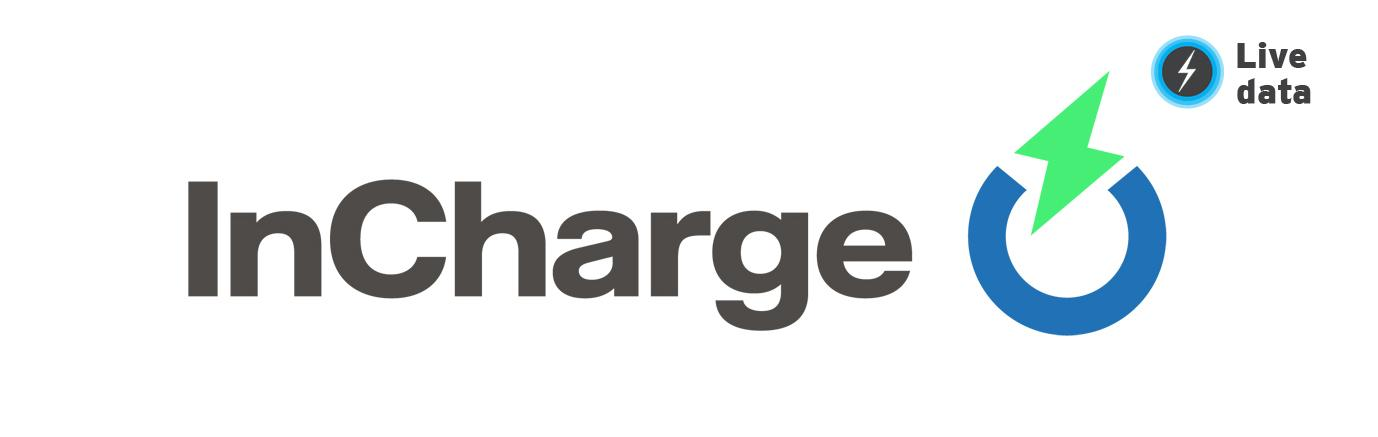 incharge ev charging network guide