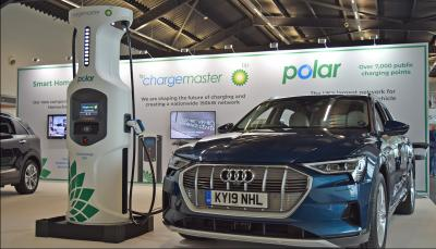 ultracharge 150 unit launched bp chargemaster