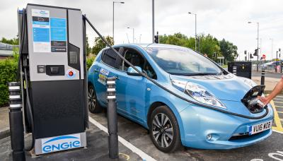 rapid ev charging scheme launches west yorkshire