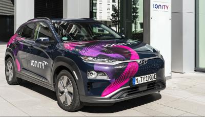 hyundai motor group joins ionity network