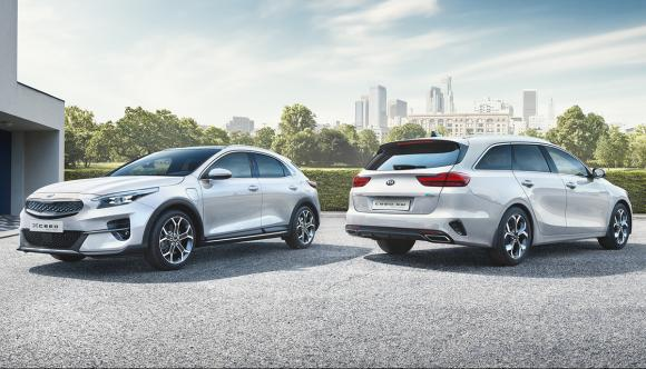 Two new PHEVs due from Kia with Ceed SW and XCeed - Zap-Map