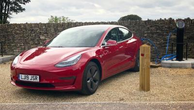 electric car sales soar june