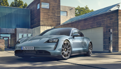 porsche launches taycan 4s