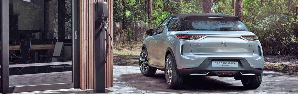 ds 3 crossback e-tense home charging
