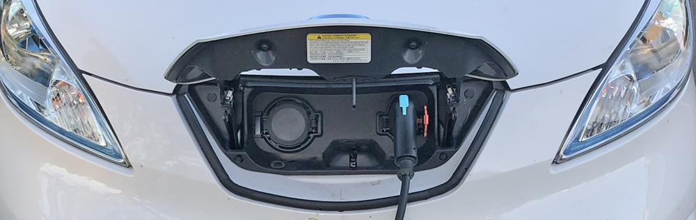 nissan e-nv200 charging guide