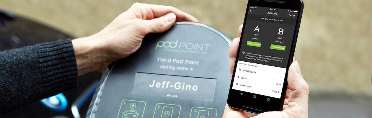 Pod Point Network charging guide & cost
