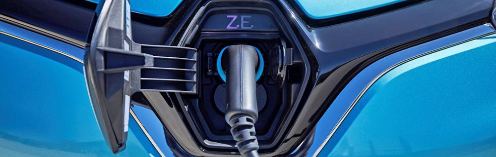 renault zoe charging times