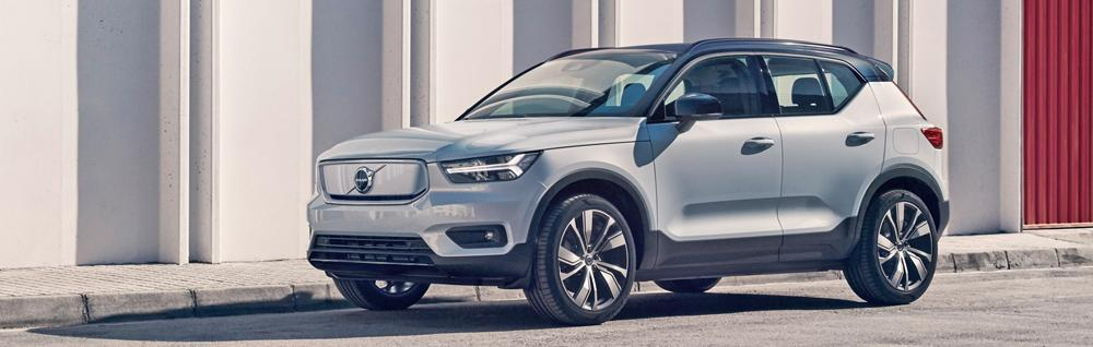 volvo xc40 recharge charging guide