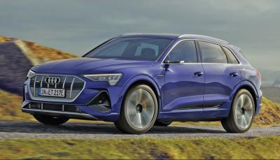 audi etron range improved technical upgrades