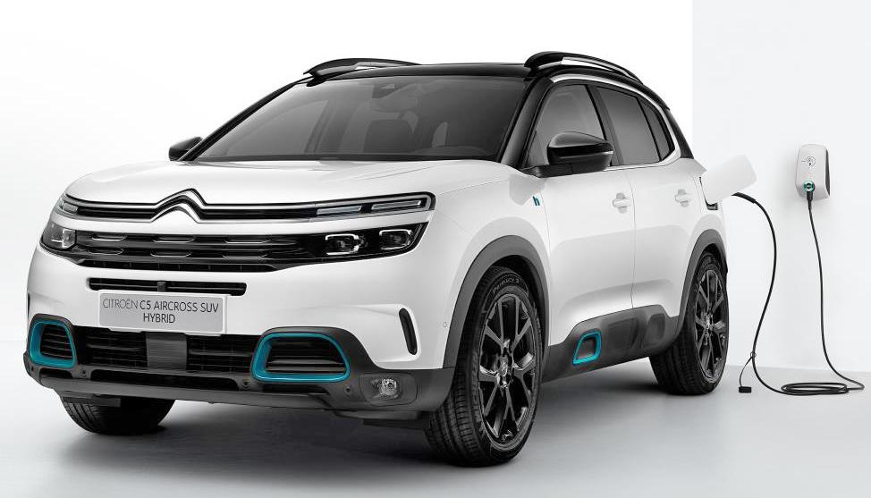 citroen launches c5 aircross phev