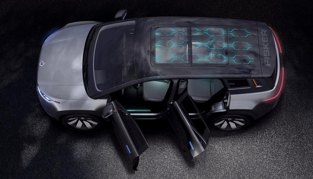 features fisker ocean electric suv announced