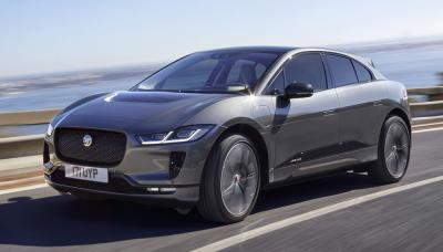 jaguar extends range electric suv
