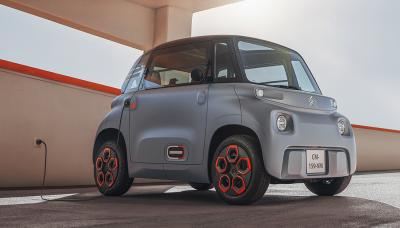 citroen ami urban ev launched